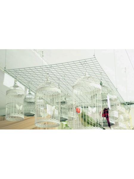 Сетка подвесная для декора  (без крепежа) 100 х 200 см