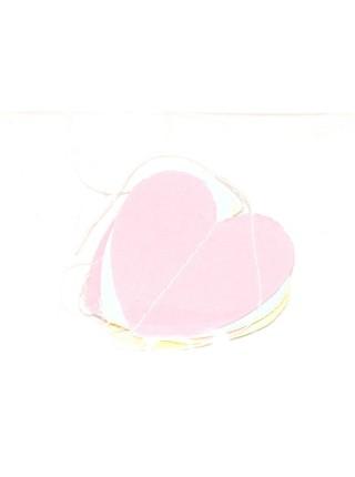Гирлянда Сердечки 1,5м