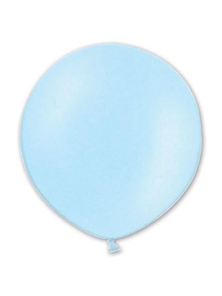 Р 350/003 пастель голубой Олимпийский шар воздушный