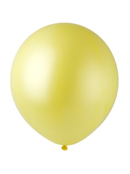 РА 350/006 пастель желтый Олимпийский шар воздушный