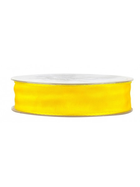 Лента Original 2,5 см х 25 м цвет Желтый/22