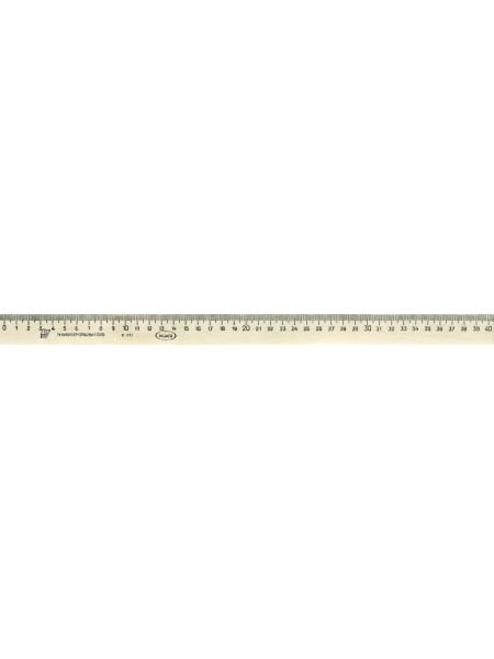 40см линейка деревянная ЛП-400 C08 1/50