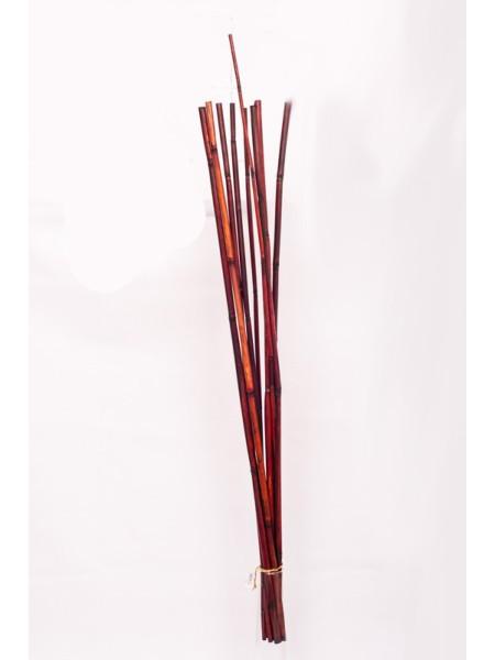 Бамбук декоративный 100 см цвет Коричневый