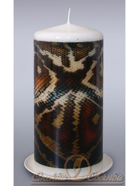 пеньковая свеча змеиная кожа