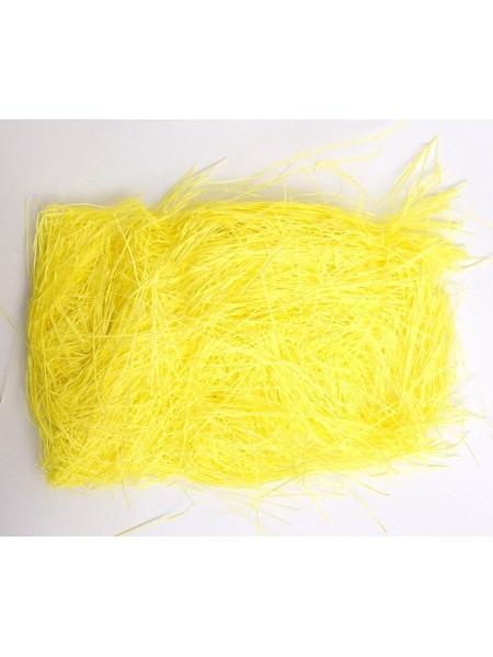 Наполнитель бумажный цвет ярко-желтый