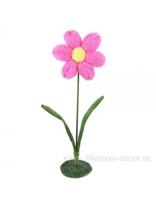 Цветок 47 см декор 92012А-1А