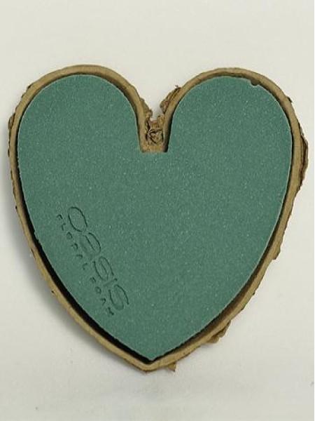 Оазис Биолит сердце 17*17*4см 7337