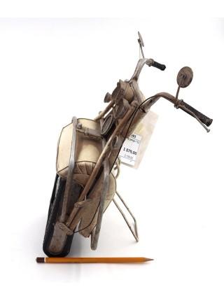 Сувенир ретро 712 фоторамка колпак мотоцикл 31х23х12 см