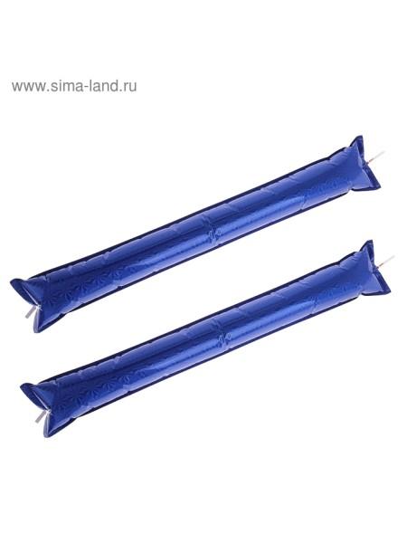 Палка Болельщик набор 2 шт цвет синий