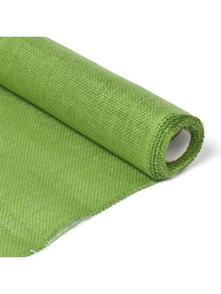 Сетка бумажная 50 см х 4,5 м цвет зеленый