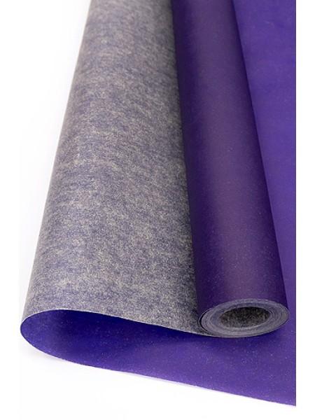Бумага пергамент 12/65 83 см х 10 м 40г/м2 цвет фиолетовый