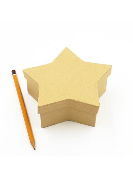 Коробка заготовка Звезда