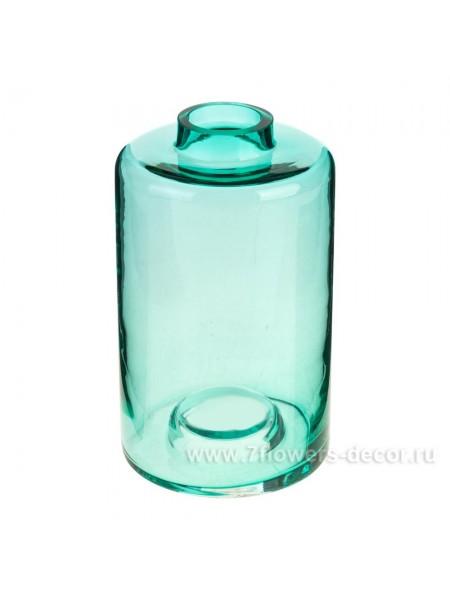 Ваза стекло D5 х H20 см цвет в ассортименте Арт. PDL1220