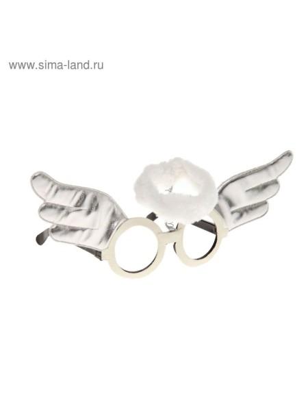 Очки - маска ангелок