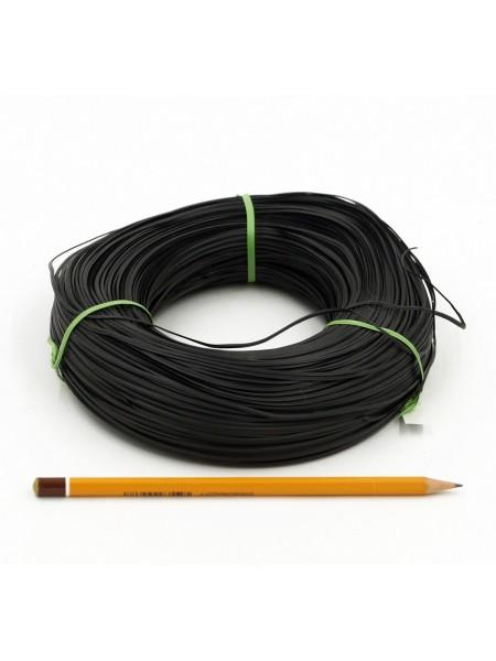 Проволока 0,3 мм 0,5 кг полипропиленовая обмотка цвет черный HS-12-3