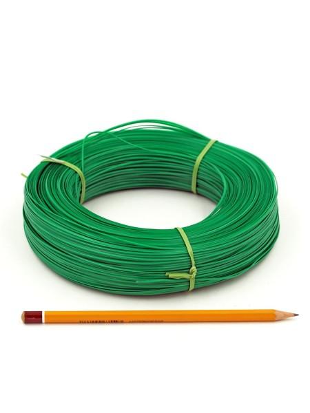 Проволока 0,3 мм 0,5 кг полипропиленовая обмотка цвет зеленый HS-12-3