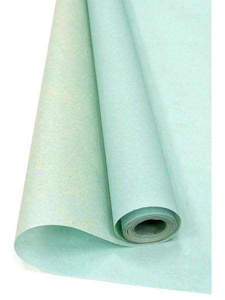 Бумага пергамент 11/53 70 см х 10 м 40г/м2 цвет бирюзовый