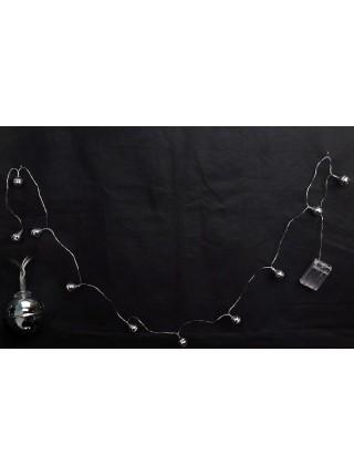 Электрогирлянда Бубенцы 10 лампочек