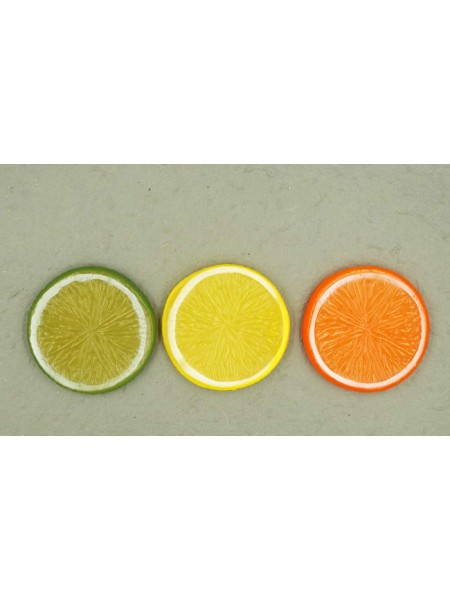 Долька лимона 7,5 см
