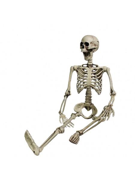 Скелет 161 см цвет белый Хэллоуин HS-4-1