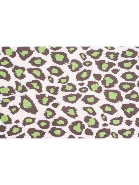 Бумага дюплекс 11 леопард зеленый