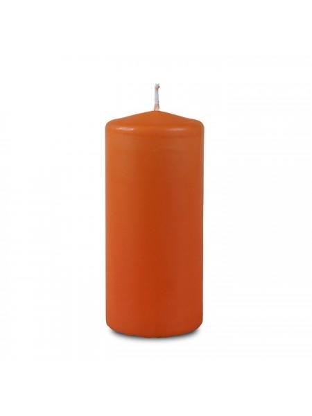 Пеньковая 50 х 115 оранжевая свеча