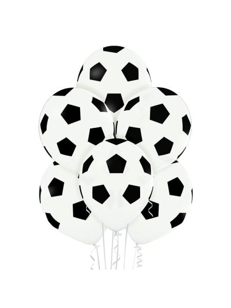 """14"""" шелкография пастель Мяч футбол классика"""