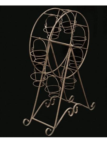 Карусель декор.изд.метал 43*17*60,5см Арт151