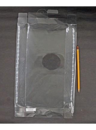 Коробка складная прозрачный пластик 31,5 х 18,5 х 4 см HS-5-11