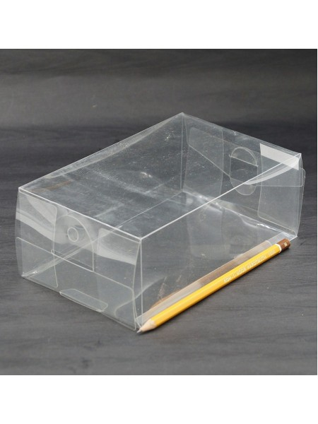 Коробка складная прозрачный пластик 18,5 х 12 х 7 см HS-5-11
