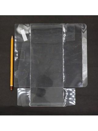 Коробка складная прозрачный пластик 20 х 10 х 6 см HS-5-12