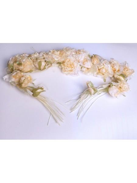 Аксессуар свадебный 209-00 гирлянда