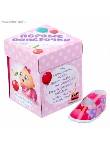 Коробка для пинеток Малышка