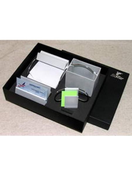 396 GS набор подарочный настольный 4 предмета алюм.