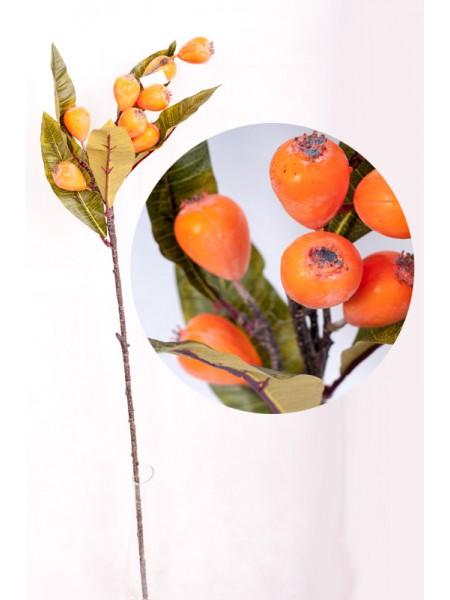 Айва ветка с плодами 90см