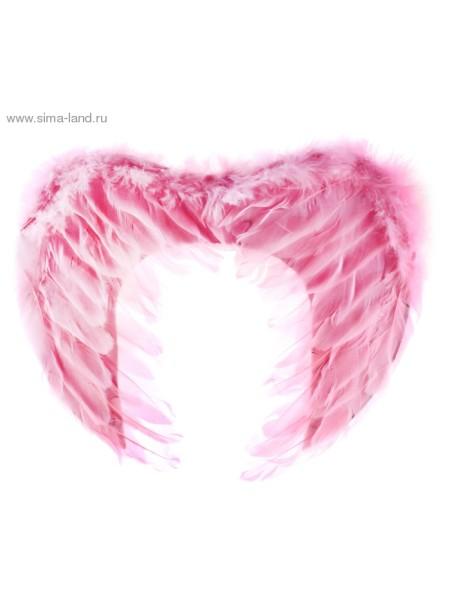 Крылья Ангела 29 х 34 см цвет розовый
