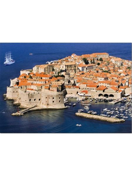 500 элементов пазл Дубровник Хорватия