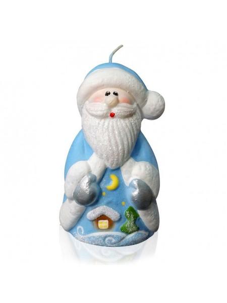 Дед мороз свеча