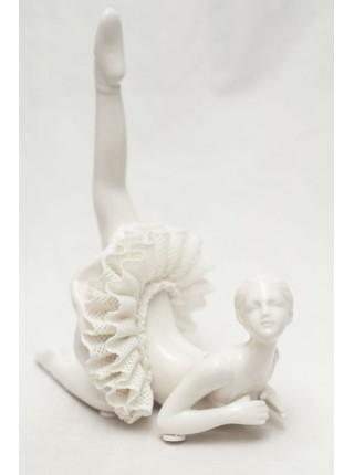 Балерина фарфор