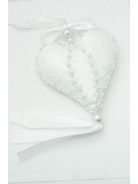 сердце подвеска 14*16см
