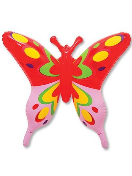 Игрушка надувная бабочка 58 см